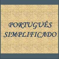 Curso online de português simplificado